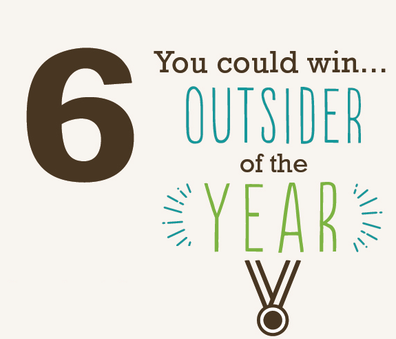 You Could Win Outside of the Year